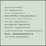 Kadopakket 100% Lief vader & dochter_