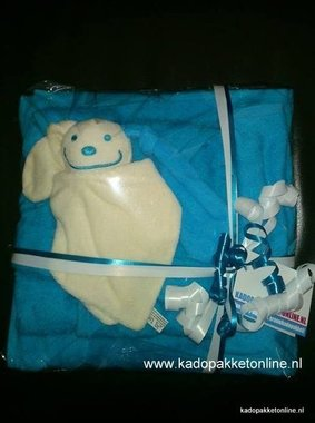 Babypakket 100% Blauw