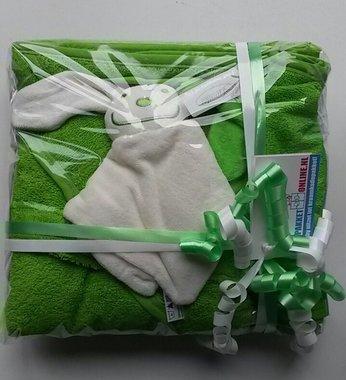 Babypakket 100% Lime